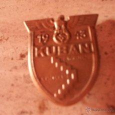 Militaria: CONDECORACION ALEMANA DE BRAZO KUBAN III REICH. Lote 45232937