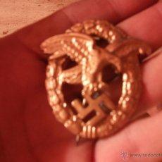 Militaria: CONDECORACION DE PILOTO EN ORO LUFTWAFFE III REICH. Lote 44457189