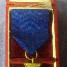 Militaria: MEDALLA DE 40 AÑOS DE SERVICIOS FIELES - III REICH. Lote 45074908