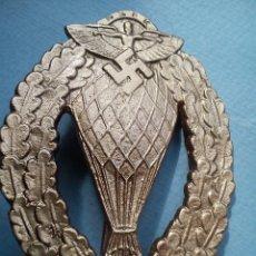 Militaria: CONDECORACION ALEMANA N.S.K.K OBSERVADORES EN ORO. Lote 139054370