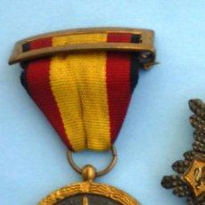 Militaria: MEDALLA DE CAMPAÑA GUERRA CIVIL 1936-39 VANGUARDIA. Lote 48866870