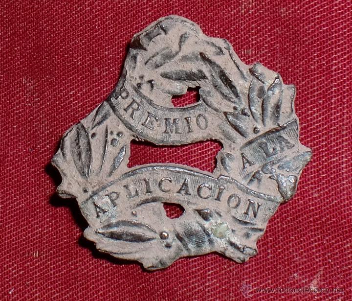 MEDALLA PREMIO A LA APLICACIÓN ESCUELAS DE LA REPUBLICA (Militar - Medallas Españolas Originales )