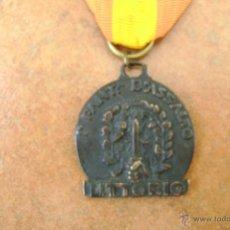Militaria: MEDALLA ITALIANA DE GUERRA CIVIL LITTORIO. Lote 45500147