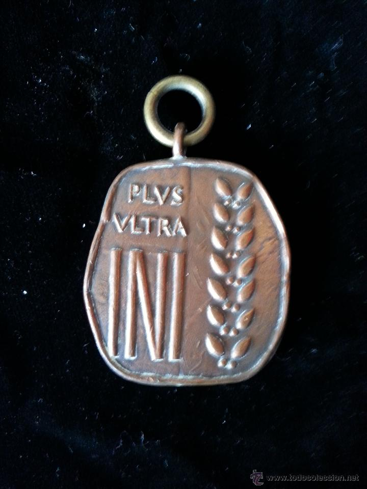 ANTIGUA MEDALLA PLUS ULTRA (Militar - Medallas Españolas Originales )