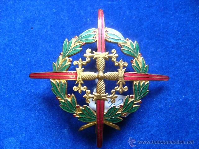 LAUREADA SAN FERNANDO (Militar - Medallas Españolas Originales )