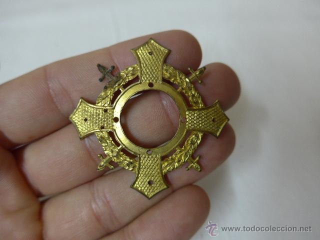 ANTIGUA PARTE DE MEDALLA MERITO EN CAMPAÑA, GUERRA CIVIL (Militar - Medallas Españolas Originales )