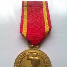 Militaria: MEDALLA DE VARSOVIA A LA DEFENSA, ALZAMIENTO Y LIBERACIÓN. POLONIA COMUNISTA. 1939-1945. Lote 46160720