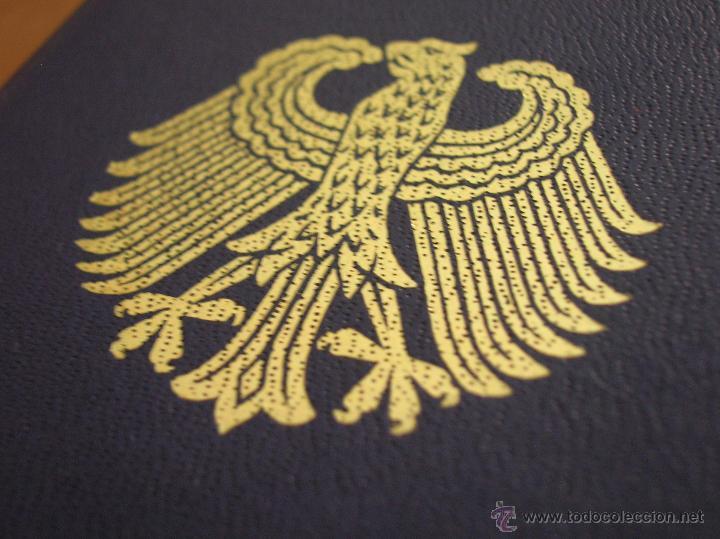 Militaria: ORDEN DEL MERITO DE LA REPUBLICA FEDERAL ALEMANA. - Foto 3 - 46220469