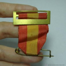 Militaria: CINTA Y PASADOR.. Lote 46408430