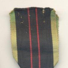 Militaria: 3ºCAJ- BÉLGICA. MEDALLA DE LA RESISTENCIA ARMADA CONTRA LA OCUPACIÓN ALEMANA 1940-1945.. Lote 46434238