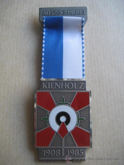 MEDALLA DE TIRO. AUSZEICHNUNG (Militar - Medallas Internacionales Originales)
