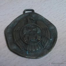 Militaria: MEDALLA DE LA ACADEMIA NACIONAL JOSE ANTONIO, FALANGE, MUY RARA Y EN EXCEPCIONAL ESTADO, MIDE 5 CMS.. Lote 46552798