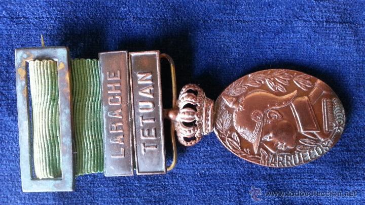 Militaria: MEDALLAS TETUAN,LARACHE,ORIGINALES - Foto 6 - 47038244