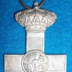 Militaria: MEDALLA DEL MÉRITO MILITAR ALFONSO XIII (GUERRA DEL RIF). Lote 47064653