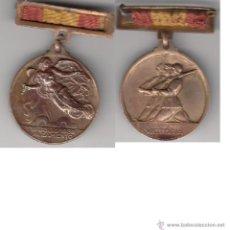 Militaria: MEDALLA ALZAMIENTO NACIONAL 1936. Lote 47118392