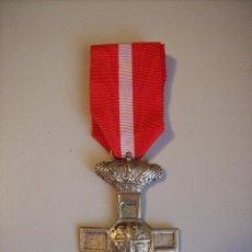 Militaria: MEDALLA MERITO MILITAR GOBIERNO PROVISIONAL 1868 1871. Lote 47187897