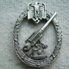 Militaria: PLACA WEHRMACHT ANTIAÉREOS. ALEMANIA. 2ª GUERRA MUNDIAL. 1939-1945. Lote 143749814