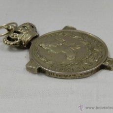 Medalla de la Campaña de África. 1860.