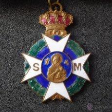 Militaria: (JX-2083)MEDALLA ASOCIACION DE SEÑORAS DE SANIDAD MILITAR. Lote 47654558