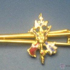 Militaria: PASADOR CORBATA LEGION. Lote 140198266