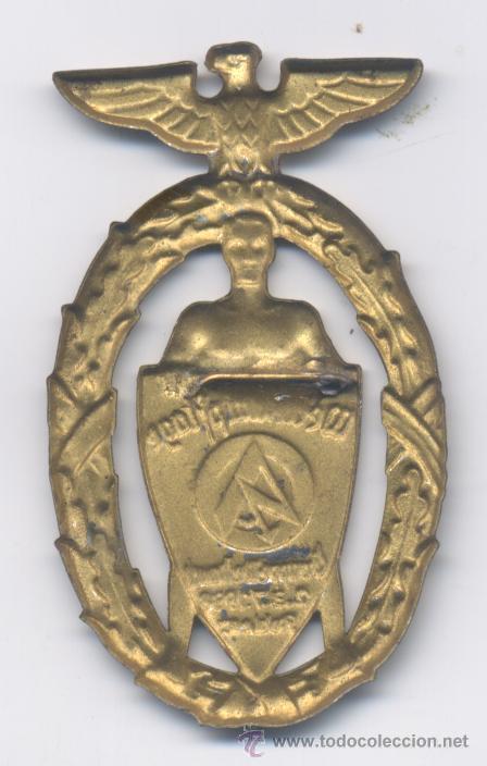 Militaria: ALEMANIA- 2º GUERRA MUNDIAL-WETTKAMPFTAGE-2-3-7-1938 - Foto 2 - 48678823