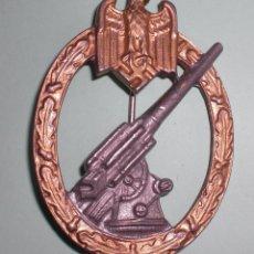 Militaria: INSIGNIA PLACA NAZI TERCER REICH. Lote 155881228