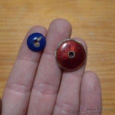 Militaria - Lote de 2 centro esmaltado de medalla española antigua - 49386928