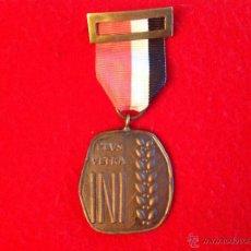 Militaria: MEDALLA DEL I.N.I. INSTITUTO NACIONAL DE INDUSTRIA. PLUS ULTRA. INI. Lote 107077542