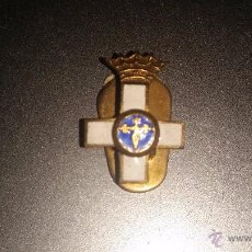 Militaria: INSIGNIA DE SOLAPA DE LA CRUZ A LA CONSTANCIA PARA SUBOFICIALES. Lote 55400641