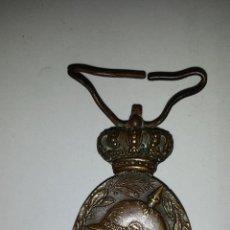 Militaria: MEDALLA REINADO DE ALFONSO XIII MARRUECOS. Lote 51729685