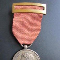 Militaria: ANTIGUA MEDALLA ALFONSO XIII, 1902. Lote 51794649