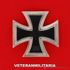 Militaria: CRUZ DE HIERRO 1ª CLASE 1939. Lote 147295640