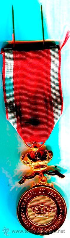 BELGICA. ORDEN DE LA CORONA (Militar - Reproducciones y Réplicas de Medallas )