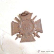 Militaria: CRUZ DE HONOR CON ESPADAS ALEMANA DE LA PRIMERA GUERRA MUNDIAL . Lote 51965654