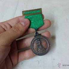 Militaria: ANTIGUA MEDALLA MONTEPIO PREVISION DE BARCELONA. Lote 52154213