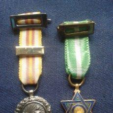 Militaria: MEDALLAS MINIATURA ESPAÑOLAS. Lote 52326595