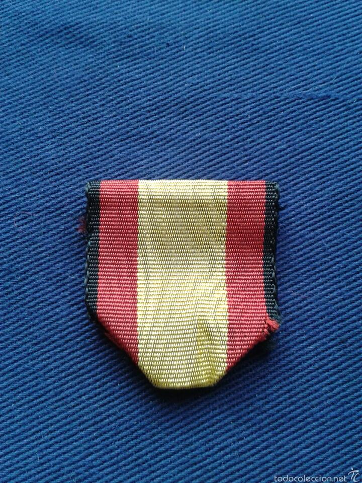 MEDALLA DE LA CAMPAÑA .GUERRA CIVIL (Militar - Cintas de Medallas y Pasadores)