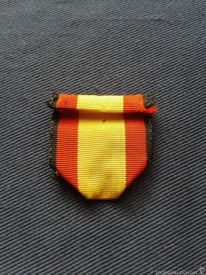 Militaria: Medalla de la campaña .Guerra civil - Foto 2 - 52332072