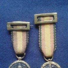 Militaria: MEDALLAS DE LA CAMPAÑA GCE.MINIATURAS.. Lote 52332178