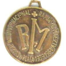 Militaria: MEDALLA DEL INSTITUTO RAMIRO DE MAEZTU. BODAS DE PLATA 1939-1964. Lote 52359945