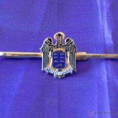 Militaria: PASADOR DE CORBATA DE CRUCERO CANARIAS.. Lote 52455701