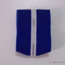 Militaria: CINTA MEDALLA OTAN. Lote 52596659