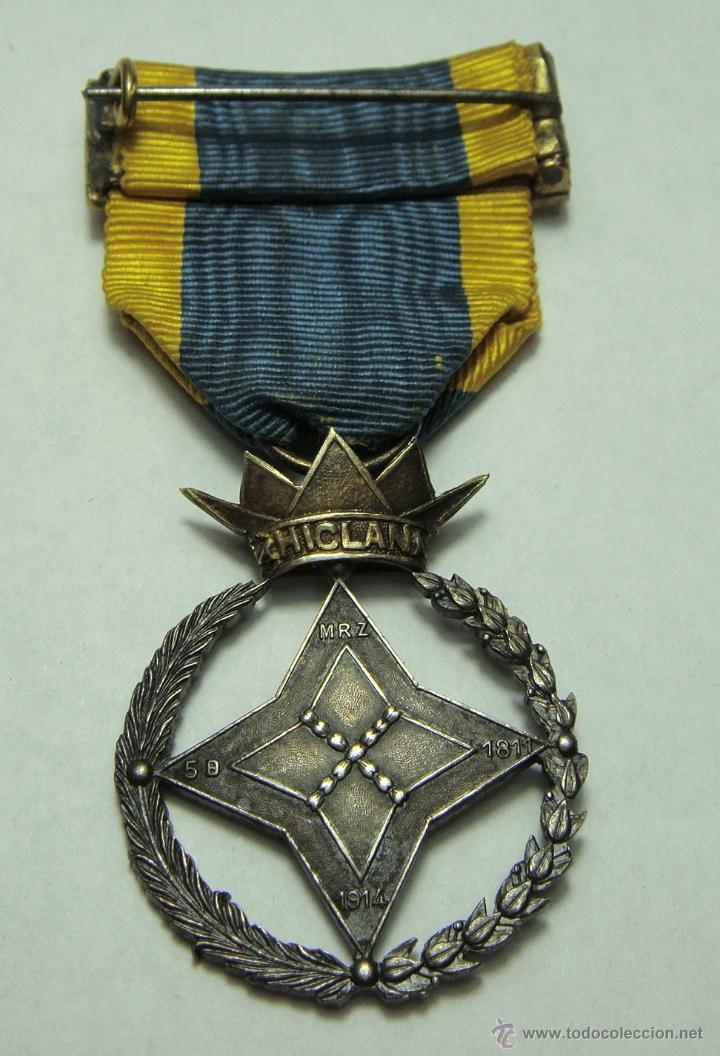 Resultado de imagen de medalla de chiclana