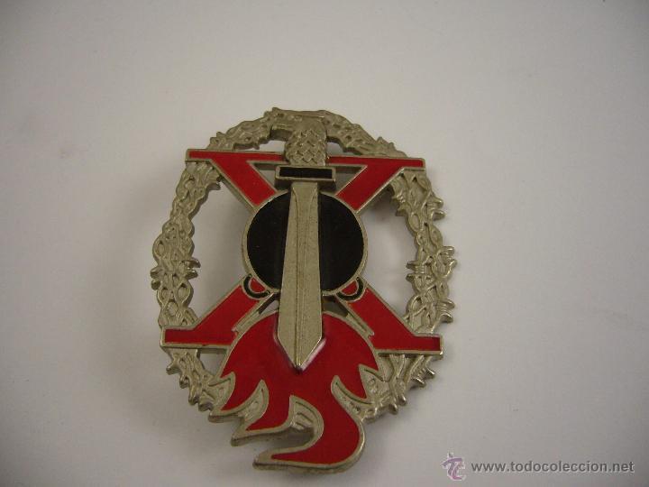 INSIGNIA DE GASTADOR DE ASALTO DE LA R.S.I (Militar - Reproducciones y Réplicas de Medallas )