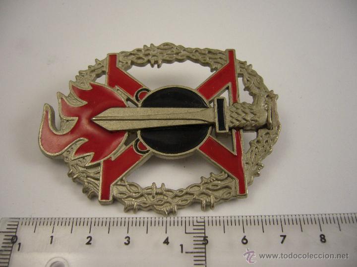 Militaria: INSIGNIA DE GASTADOR DE ASALTO DE LA R.S.I - Foto 2 - 52873819