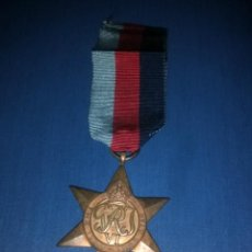 Militaria: ESTRELLA CAMPAÑA 1939-1945. Lote 52948075