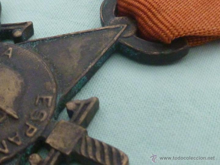 Militaria: Bigadas internacionales..medalla en bronce..original.republica..guerra civil... - Foto 7 - 53097205