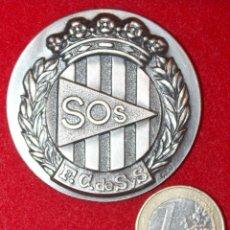 Militaria: MEDALLA FUERZAS Y CUERPOS SALVAMENTO Y SOCORRISMO CAMPEONATO REGIONAL MILITAR BARCELONA 1977 SOS. Lote 53332597
