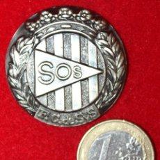 Militaria: MEDALLA FEDERACIÓN CATALANA DE SALVAMENTO Y SOCORRISMO CAMPEONATO PROVINCIAL MILITAR BARCELONA 1978. Lote 53332865