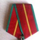 Militaria: MEDALLA SOVIETICA POR SERVICIO IRREPROCHABLE DURANTE 20 AÑOS MINISTERIO DEL INTERIOR SOVIETICO.URSS. Lote 161083517